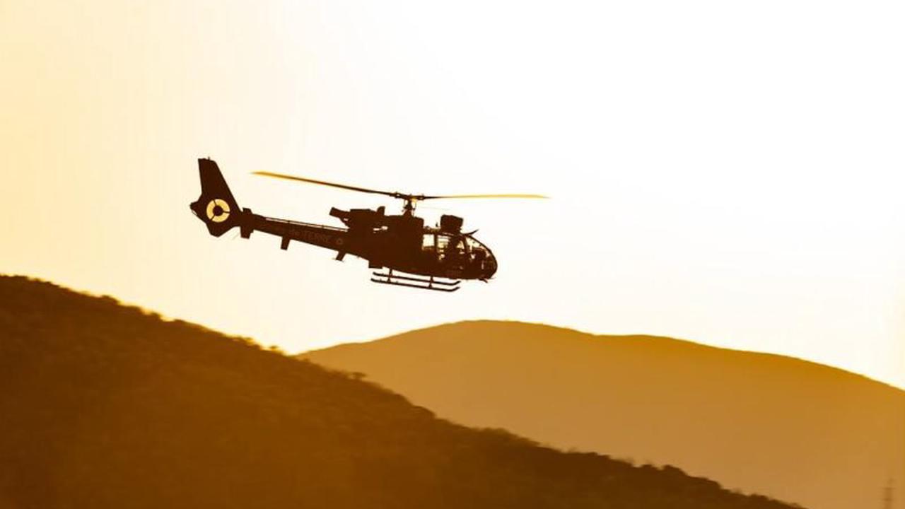 Un système anti-abordage pour les hélicoptères de l'ALAT