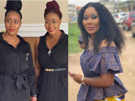 Trending Photos Of Borga Sylvia And Her Identical Twin Sister Hit The Net