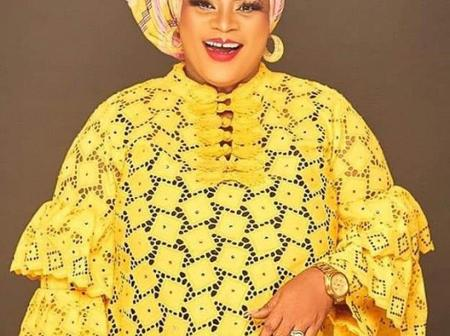 Mothers, Make Your Husbands Proud With Any Of These Ankara Outfits For Matured Ladies