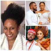 See Photos Of Williams Uchemba Wife: With Or Without Make-Up Which Do You Think Looks Better On Her?