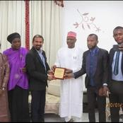 Mewer University In India Have Offered Lecturing Job To 13 Students Sponsored By Kwankwasiyya