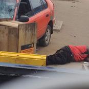 Koumassi : un chauffeur percute 4 personnes et meurt au volant