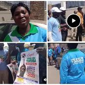 Yoruba Nation Rally: An Old Woman Was Asked Why She Supports Yoruba Nation? See What She Said