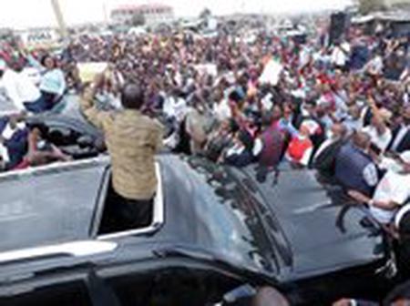 Kalonzo Musyoka Also Shows he Has Numbers