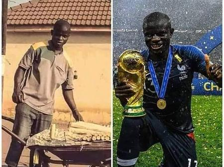 Ngolo Kante's Transition - What Grace Really Is
