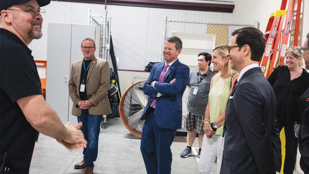 Will Smith pulls Apple movie production from Georgia to protest restrictive Republican voting law