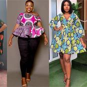 Ladies, Tell Your Tailors To Get Ready For These New Ankara Designs Because This One's Will Be Hot