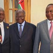Kenyan President Who Worked as a Bus Conductor Before his Political Breakthrough