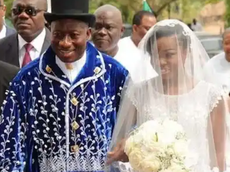Throwback Wedding Photos Of Presidents' Daughters In Nigeria And Around The World
