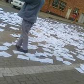 Come Pick Your CV on The Streets If You Applied In This Government Department And Municipality