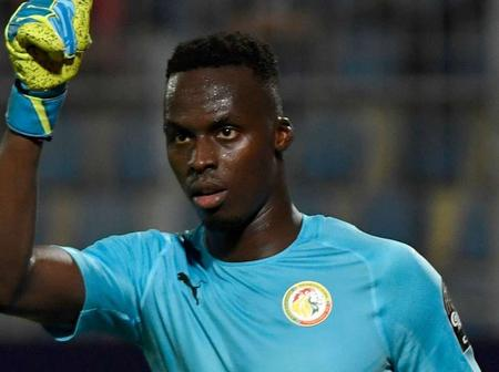 'He Can't Stop Keeping Clean Sheets' Mendy Kept Another Clean Sheet for Senegal