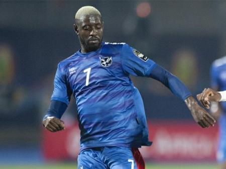 Sundowns and Bucs stars shine in Afcon qualifiers