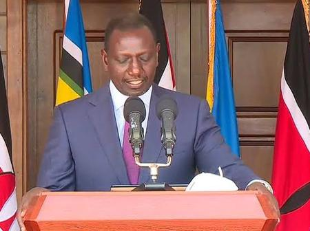 DP William Ruto's Moving Message To Kenyans (Video)