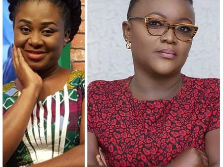Nana Yaa Brefo Finally Tells The Main Person Who Compelled Her To Leave ADOM TV