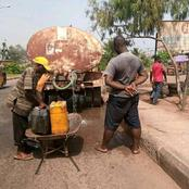 Check Out The Biggest Problem In Enugu City.