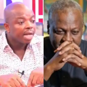 NDC Party And Mahama Must Be Ashamed For Being Hypocrites - Abronye DC Boldly Tells