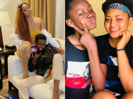 Regina Daniels Is Beautiful But Have You Seen Her Younger Sister? Check Out Her Beautiful Photos