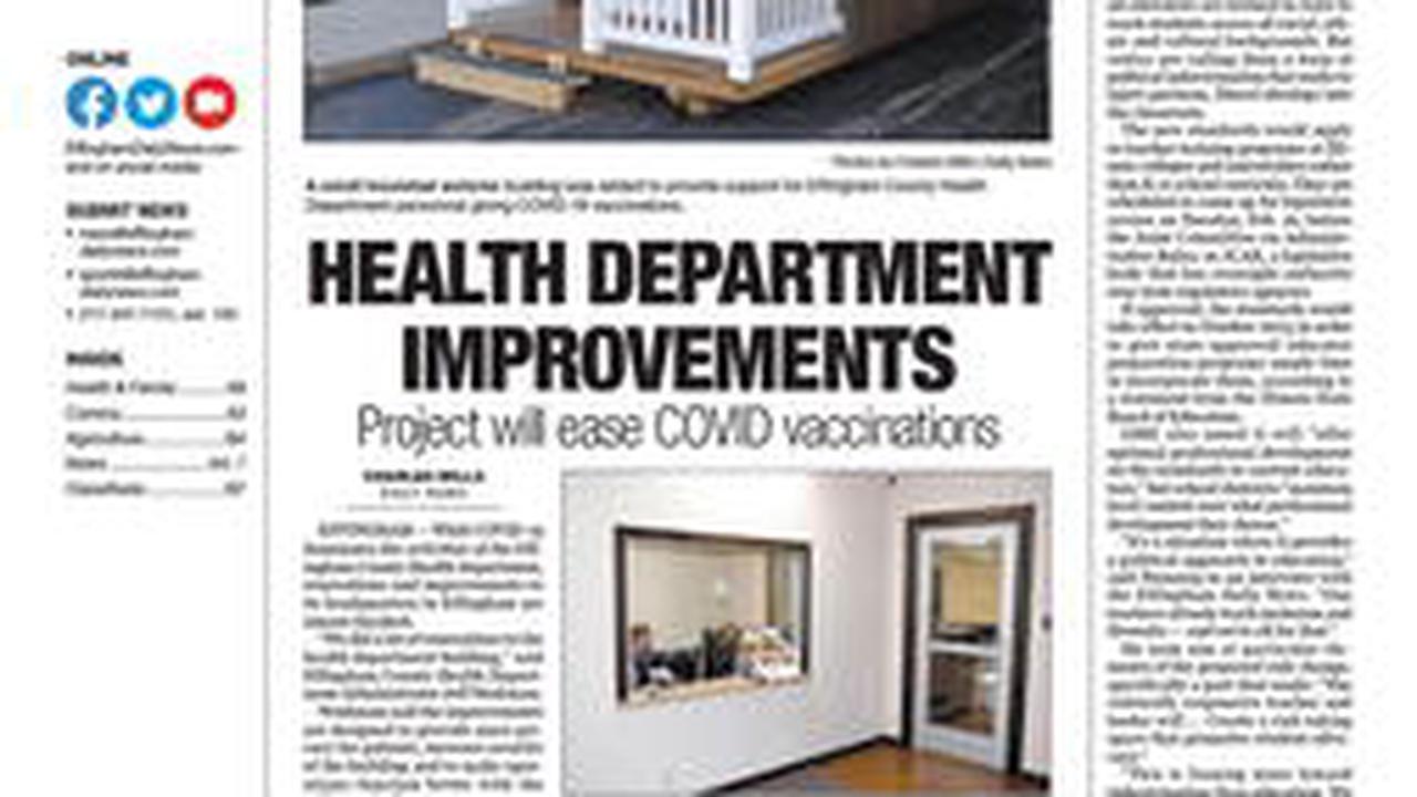 Coronavirus leads 2020 Effingham news