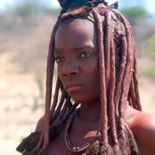 See Why The Ladies Of This African Tribe Don't Bath With Water, This Is What They Do To Male Guests