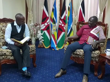 Why Dp Ruto Said He's Ready to Work With Raila Through Sacred Alliance