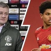 See What Solskjaer Said About Shola Shoretire's Performance In Man U Goalless Draw Against Soceidad