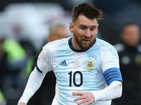 Messi: Little By little we are becoming stronger as a group, Leo happy with Argentina evolution