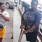 How I Had A Child Out Of Wedlock After I Lost One Leg And My Scholarship - Mary Daniels Narrates