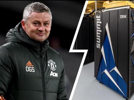 Manchester United Predicted By Supercomputer To Continue Their Glorious Streak In The League