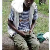 Young Man Shot By Police At Malaba For Not Wearing A Mask?