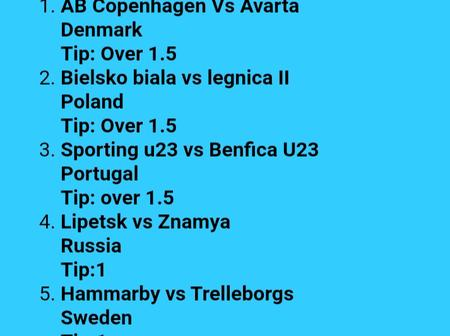 Accurate and in-depthly Analysed Soccer Predictions to Stake on and Win Tonight