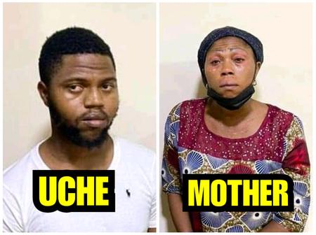 Uche And His Mother May Spend Years In Prison, See How Much They Allegedly Stole