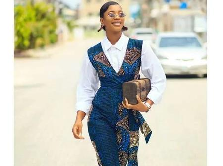 Ankara Jumpsuits Styles That Can Flatter Your Shape