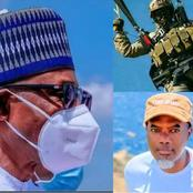 ICYMI: Reno Omokri questions why Buhari still trusts Buratai to secure Nigeria. Here's what he said.