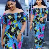 Tired Of Wearing Short Gowns? Check Out These Ankara Long Gowns For Classy Ladies