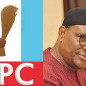 Today's Headlines: Another Prominent PDP Member Defects To APC, Gov Wike Speak About Rivers Council