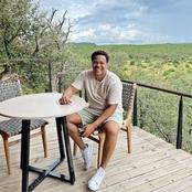 Brenden praise Ledwaba shares his recent pictures on Instagram and left Mzansi speechless