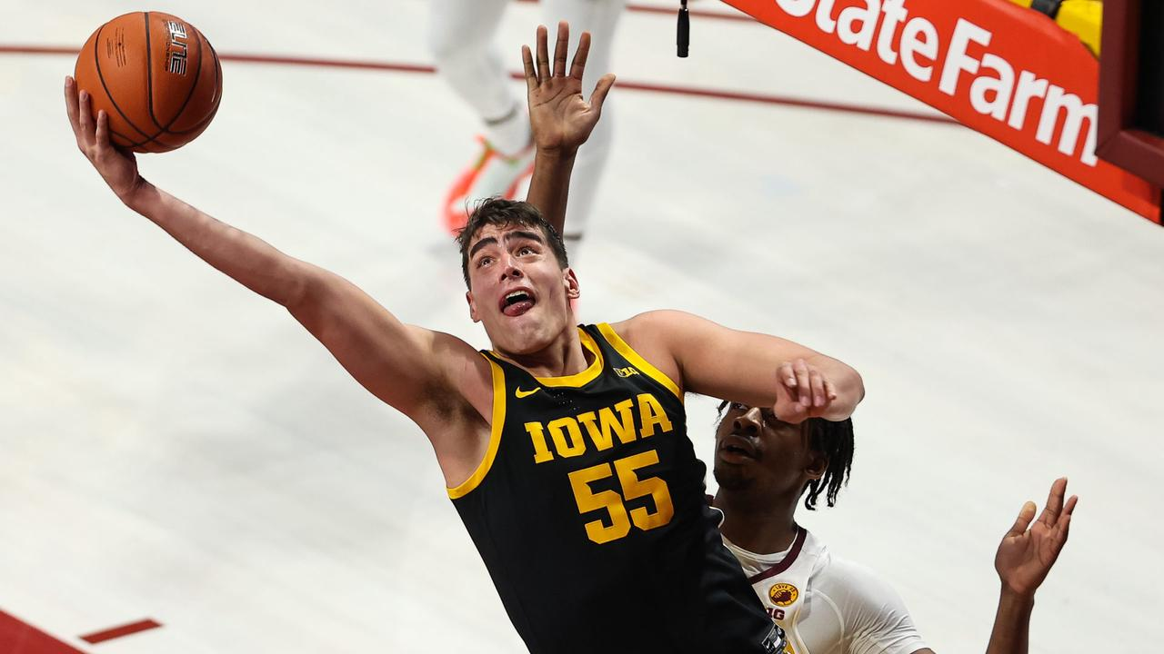 Iowa Hawkeyes Head Coach Says 'It's A Matter of Time' Before Luka Garza Gets His Jersey Retired
