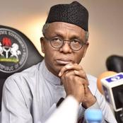 An Open Letter To Governor Nasir El-Rufai Concerning The Abducted Students In Kaduna State