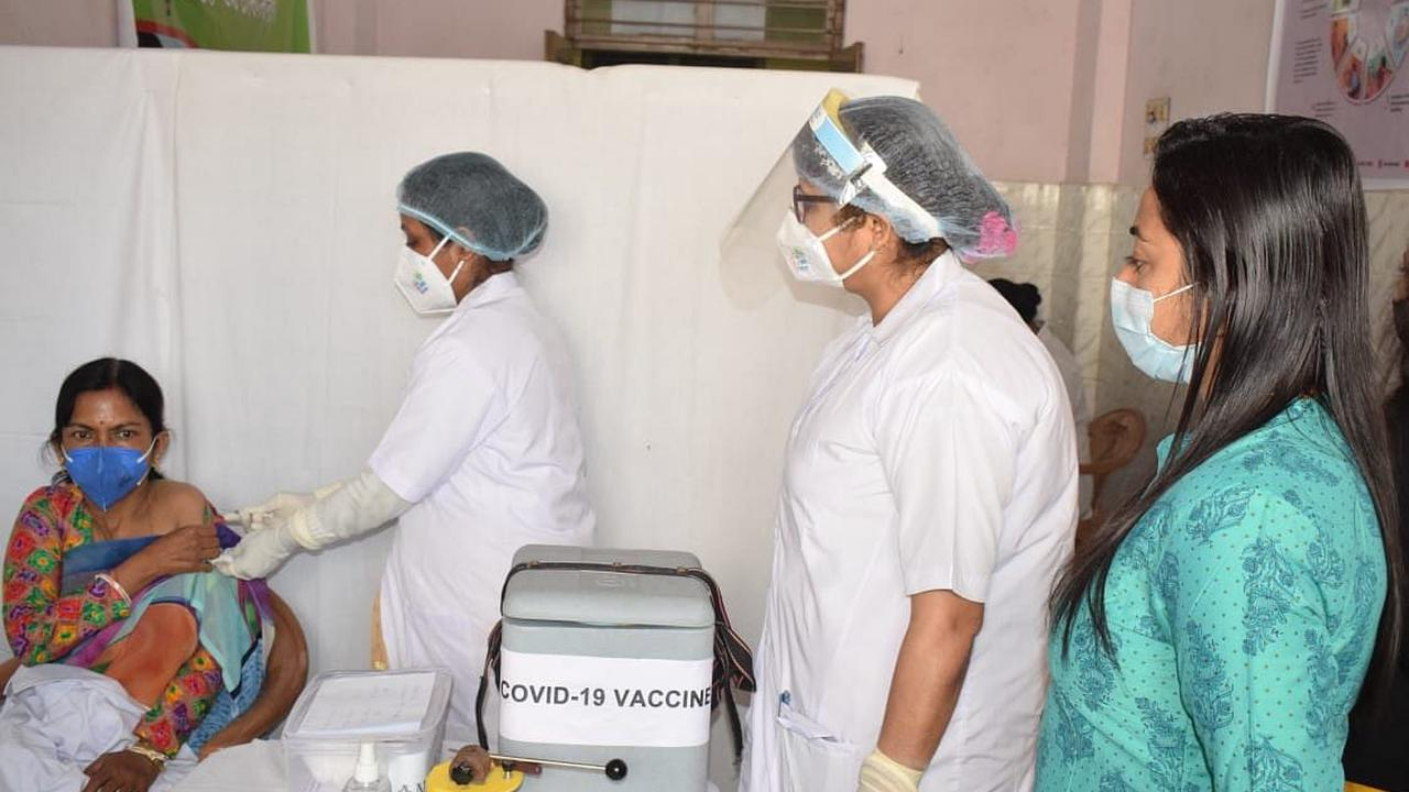 Assam: COVID-19 vaccination process for people over age 50 to begin tentatively by March 1
