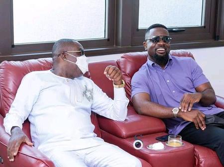 The S vs K musicians in Ghana