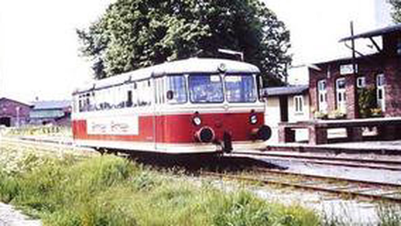 Radeln, wo einst die Eisenbahn schnaufte