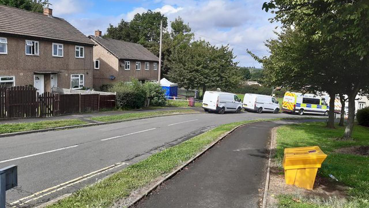 Residents worried after 'serious' police incident in Derbyshire town