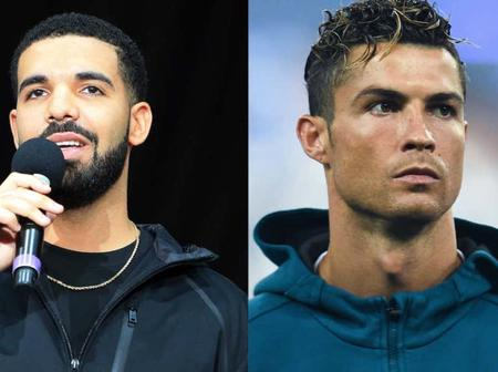 Between Ronaldo and Drake who is richer?