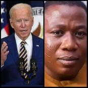 Headlines: Biden To Help LGBTQI People In Nigeria; Hold FG Responsible If Anything Happens To Me -Igboho