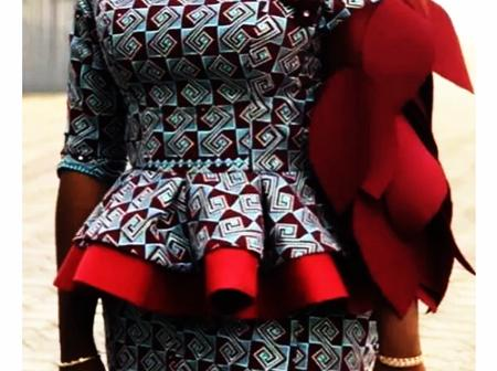 30 Ankara Maxi Styles For Matured Ladies To Check Out (Photos)