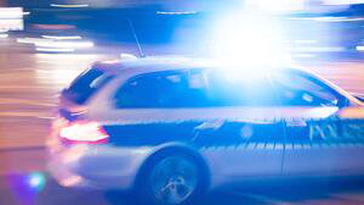 16-Jähriger bei Zusammenstoß mit Reh verletzt