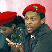 Mbuyesine Ndlozi is in trouble again