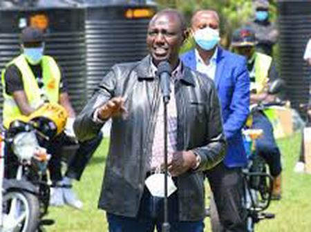 Why Some DP Ruto's Youthful Supporters Are Allegedly Shedding Tears When Karen is Mentioned to Them