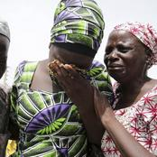 Released Chibok Girl Send A Message Of Petition To President Buhari