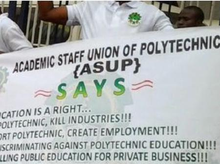 ASUP embarks on an indefinite strike